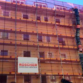 Gerüstbau München | Roscher | Referenzen